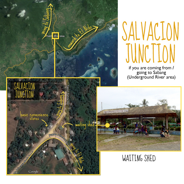 Salvacion Junction Palawan