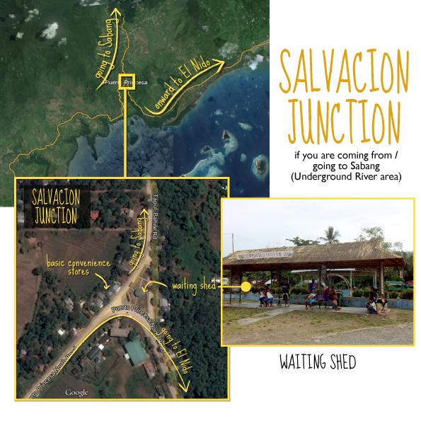 Salvacion Junction Palawan